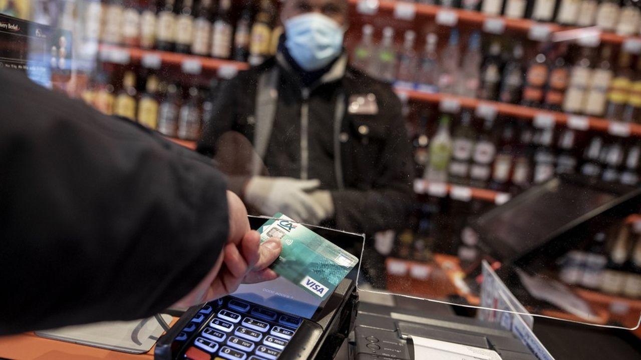 90% des cartes bancaires en circulation acceptent désormais le paiement sans contact jusqu'à 50euros.