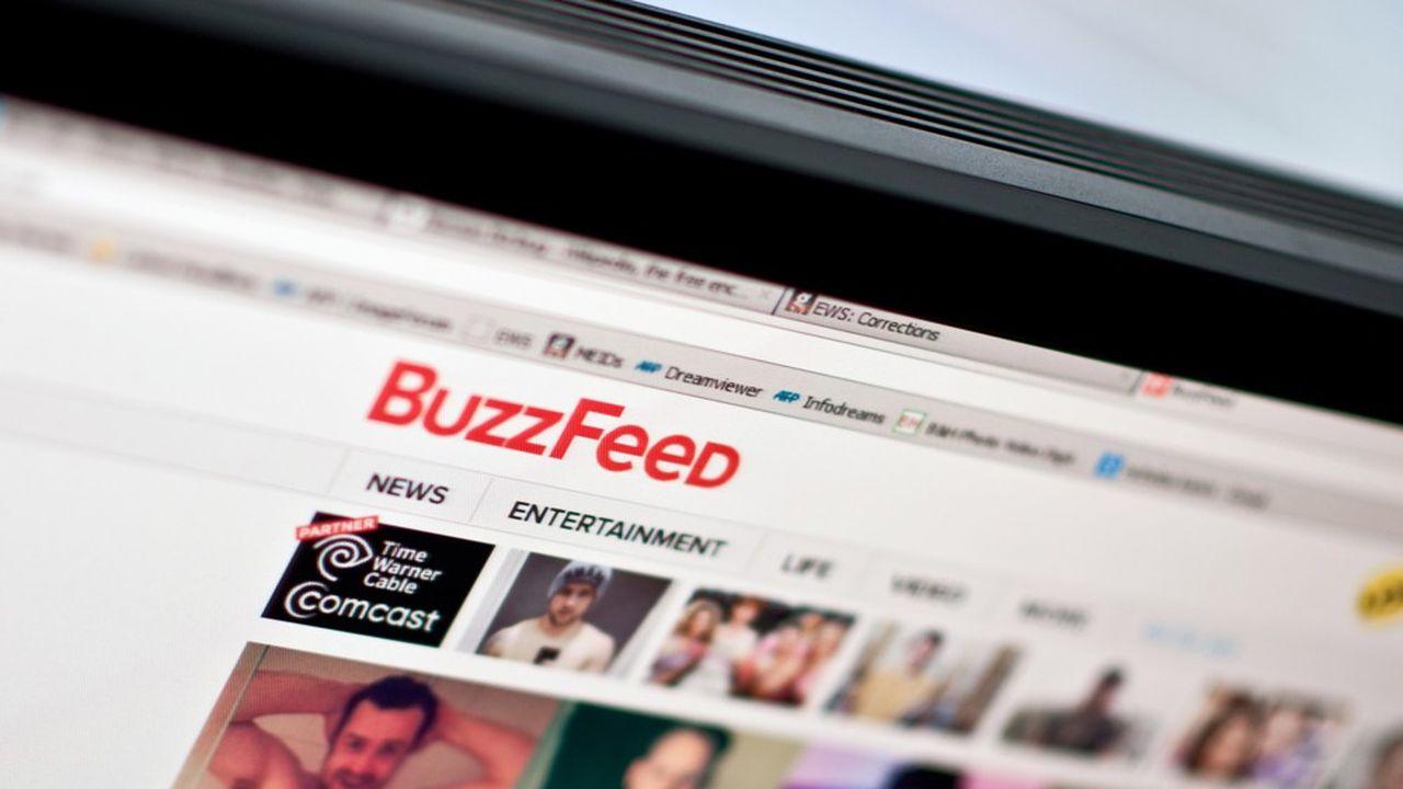 Buzzfeed ferme ses bureaux dédiés à l'information sérieuse au Royaume Uni et en Australie.