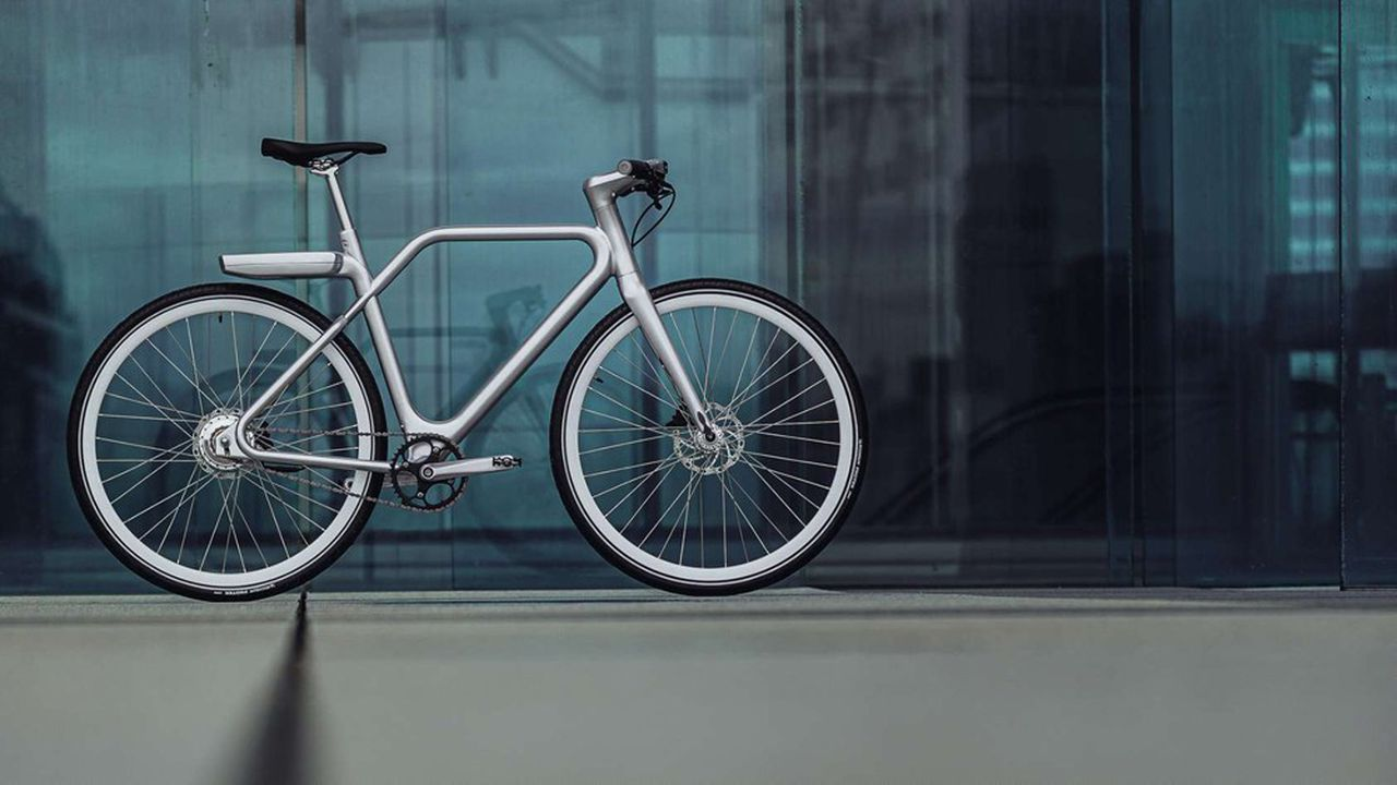 Angell propose un «smartbike» à un peu moins de 2.700euros et vient de dévoiler un autre modèle plus adapté aux femmes.
