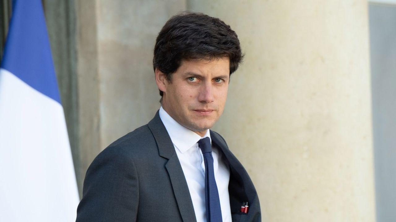 Le ministre de la Ville et du Logement, Julien Denormandie, est optimiste quant à une reprise de l'activité économique.