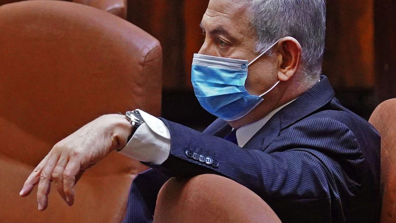 Le parlement approuve le gouvernement d'union Netanyahou-Gantz — Israël