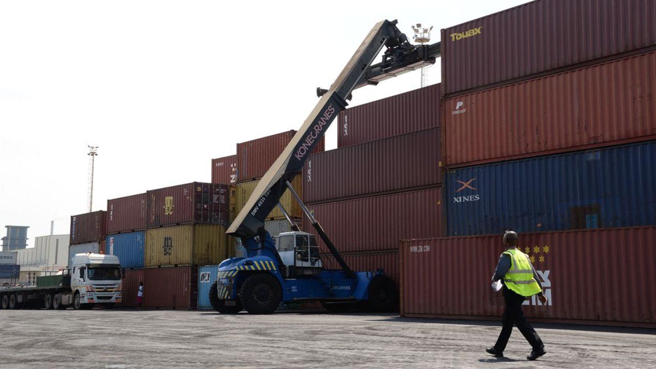 La montée en puissance du port de Tema au Ghana est «une réussite», témoigne le directeur général adjoint de Bollore Transport & Logistics, Philippe Labonne.
