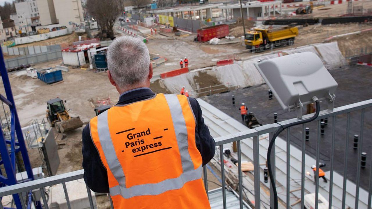 Le centre d'exploitation sera construit à cheval sur les villes d'Aulnay-sous-Bois en Seine-Saint-Denis et de Gonesse dans le Val-d'Oise.