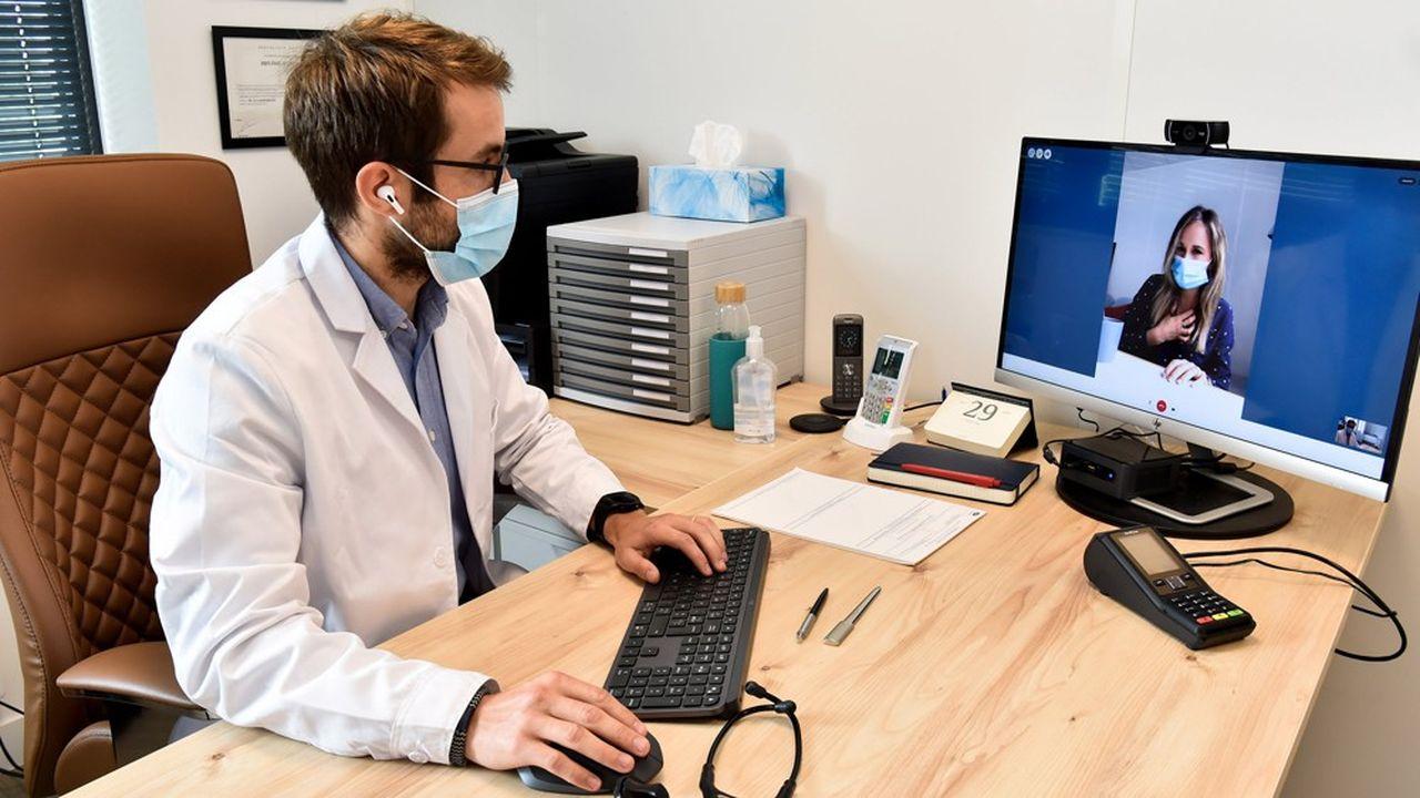 Doctolib fait état de 125.000 professionnels et de 3.000 établissements de santé utilisateurs de ses solutions.