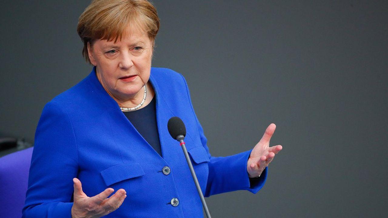 «Angela Merkel accepte désormais que la solidarité ne soit plus le seul fruit de l'action de la Banque centrale européenne.