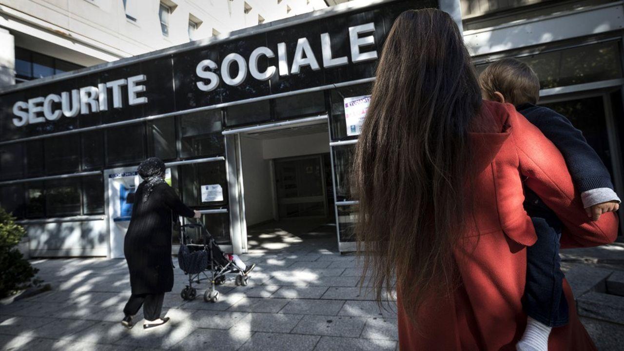 La Sécurité sociale est restée déficitaire du fait de la nouvelle doctrine de relations financières avec l'Etat.