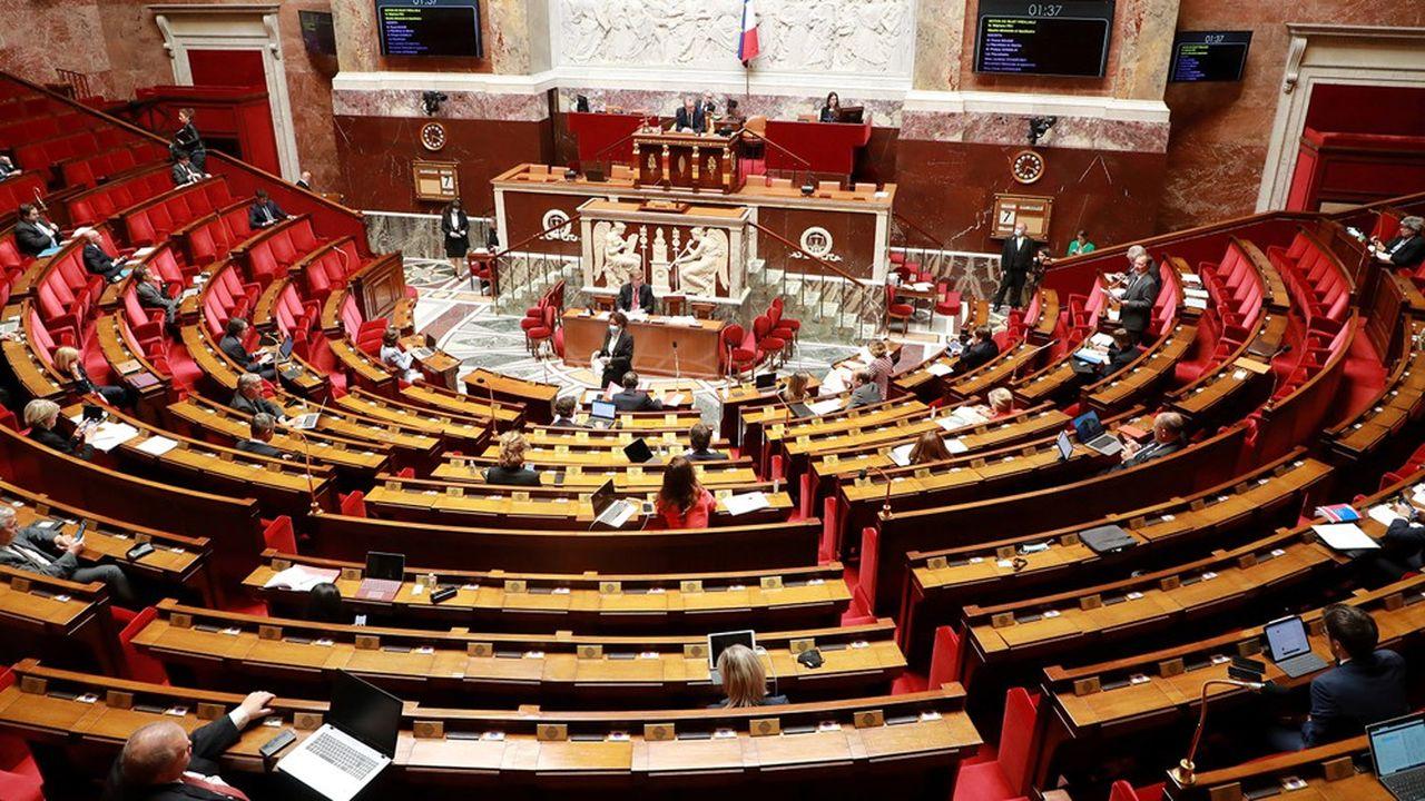S'il perd sa majorité au Palais-Bourbon, le groupe LREM pourra compter sur le soutien du groupe Modem et des députés Agir
