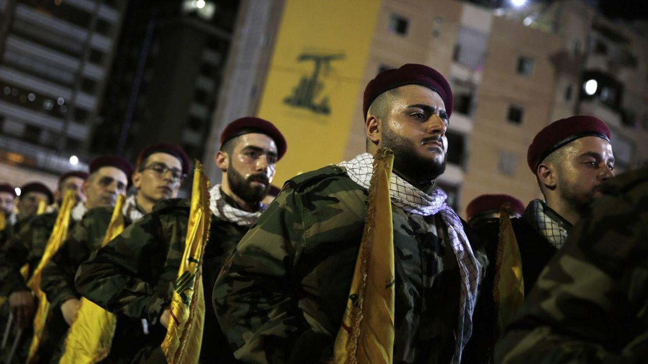 Les forces armées du Hezbollah sont les plus puissantes du pays et dotées de missiles pouvant menacer Israël.