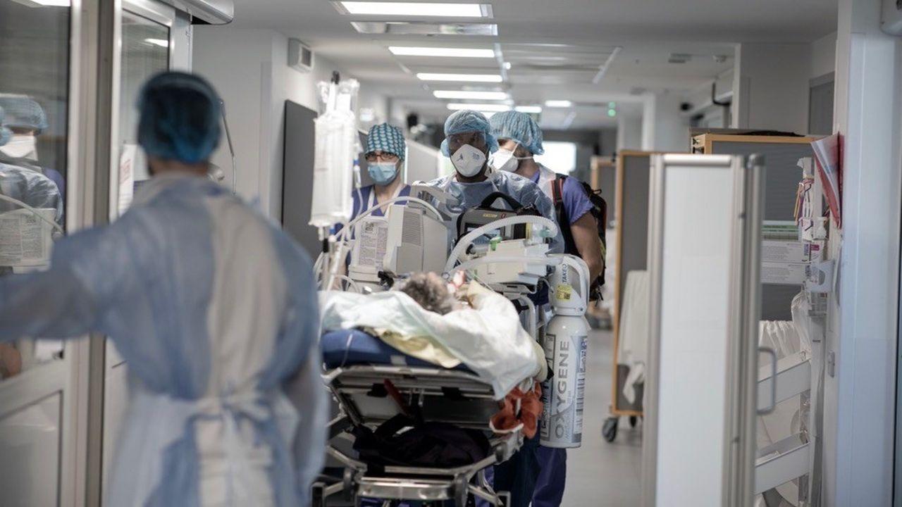 Le nombre de malades du Covid-19 en réanimation en France est tombé à son plus bas niveau depuis le 22mars.