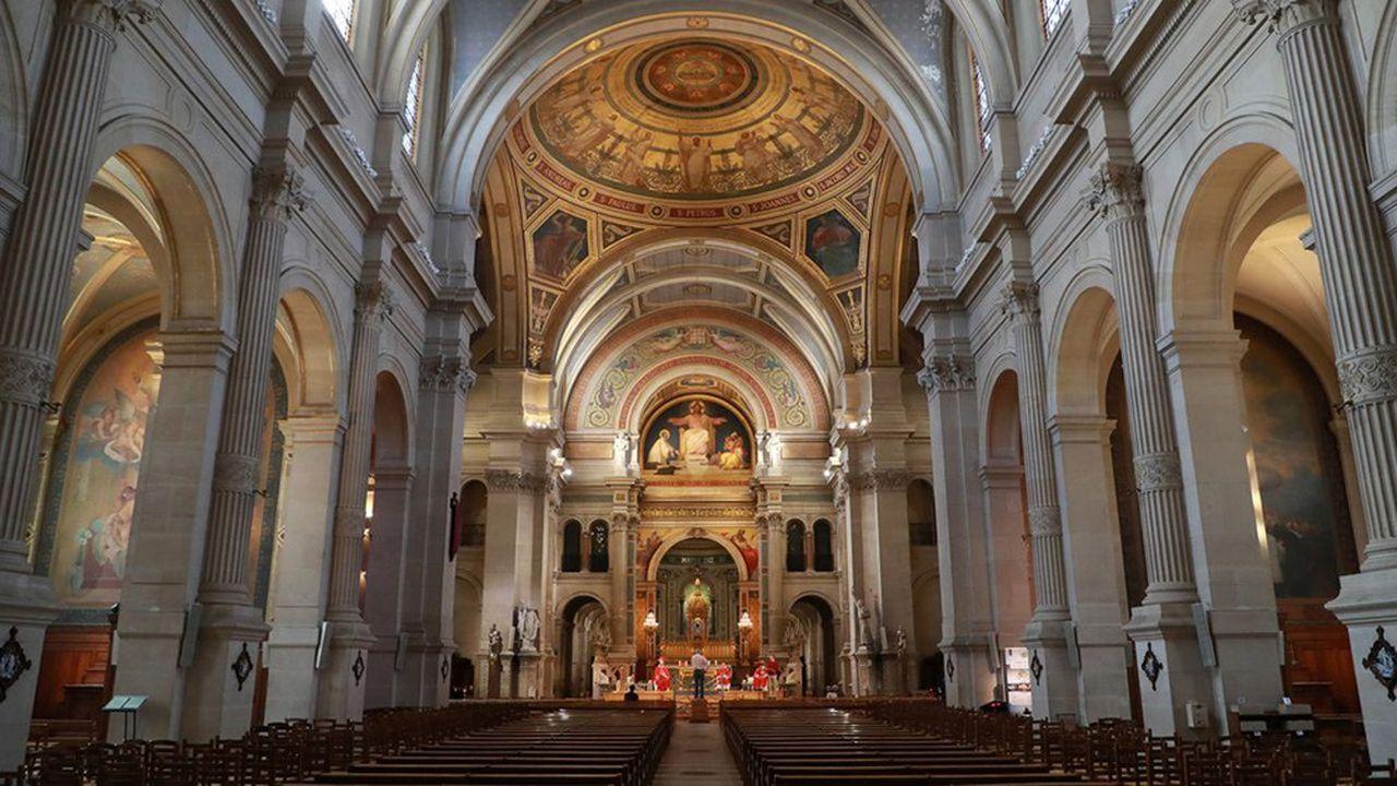 Les lieux de cultes devraient pouvoir accueillir des fidèles sous huit jours.
