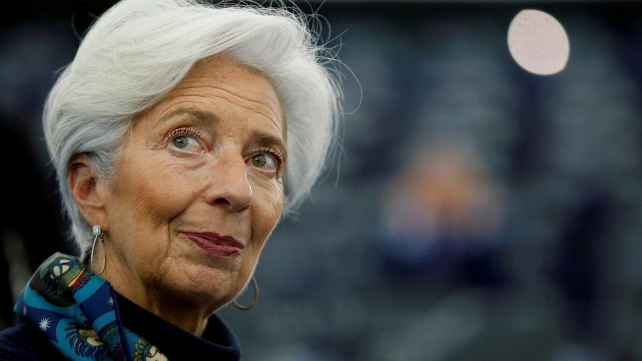 Christine Lagarde arrivée à la tête de la Banque centrale européenne début novembre dernier, se dit totalement déterminée à poursuivre sa politique monétaire malgré le jugement de la Cour suprême allemande.
