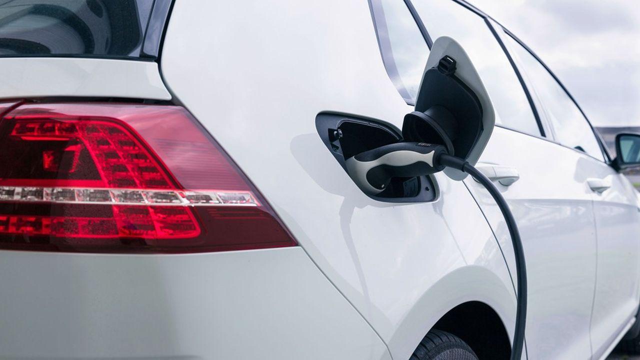 Les ventes de voitures électriques ont bondi entre janvier et mars2020.
