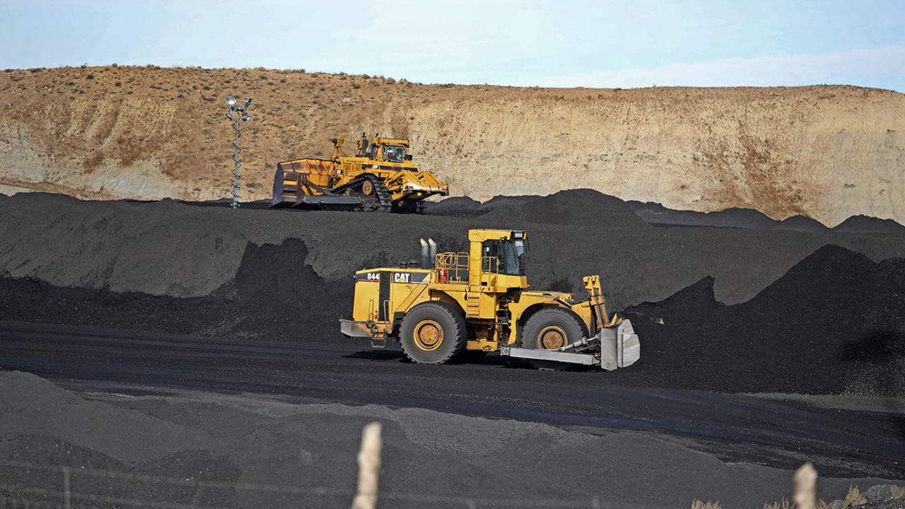 La consommation de charbon aux Etats-Unis devrait drastiquement chuter cette année.