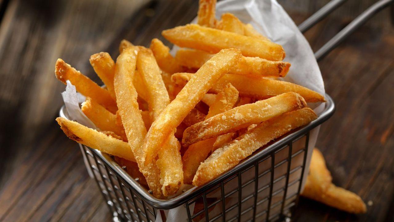 La France produit entre 6 et 7millions de tonnes de pommes de terre, dont près de la moitié est transformées en frites