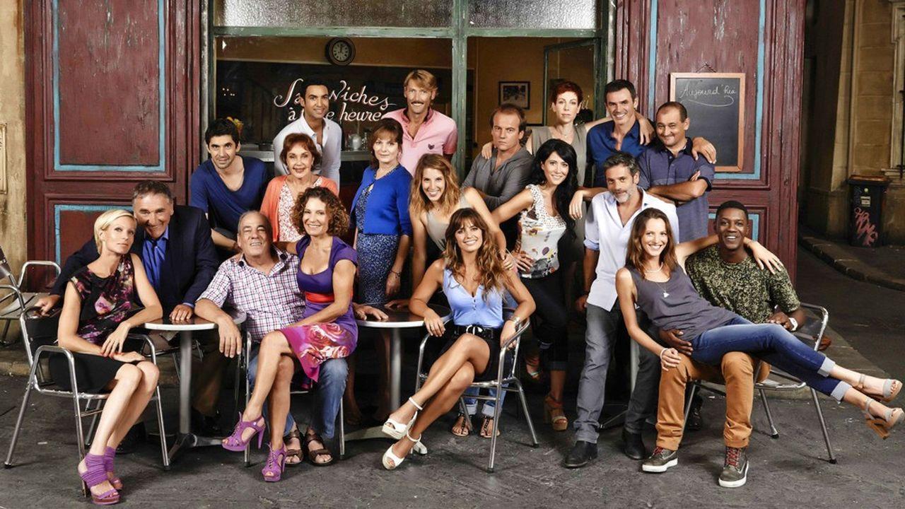 Le tournage de «Plus belle la vie», série phare de France3 qui se situe à Marseille, reprend le 26mai.