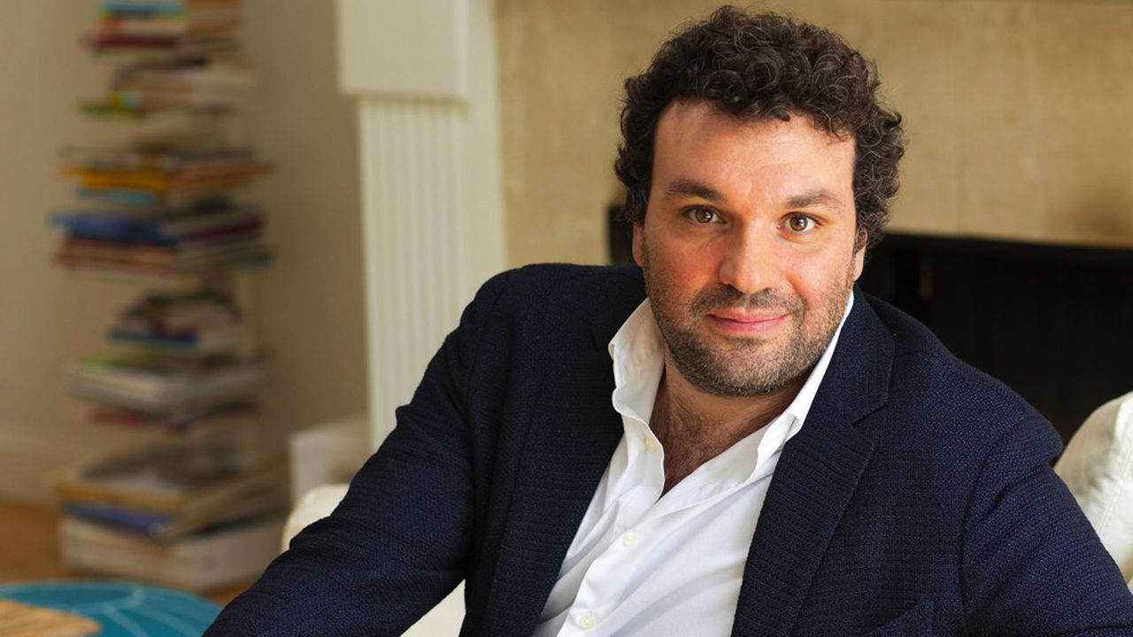 Jonathan Cherki est le fondateur de Contentsquare.