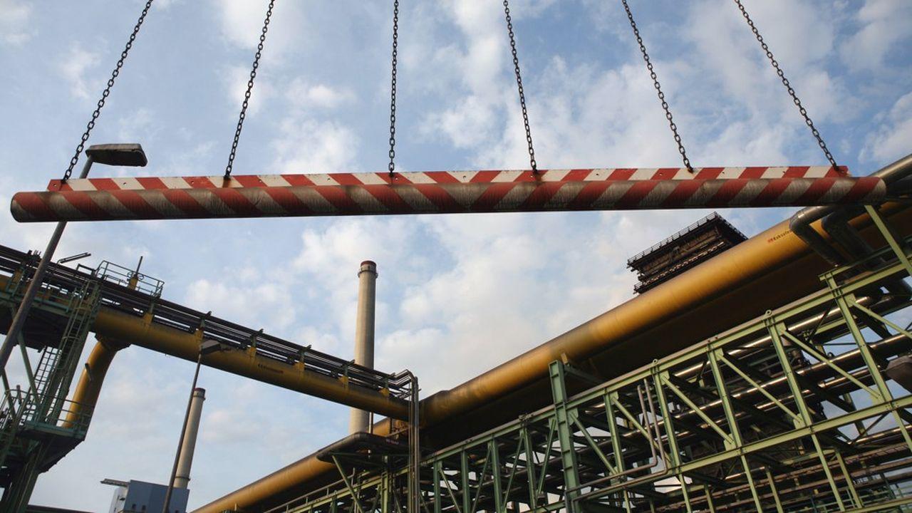 Après l'échec de la fusion avec Tata Steel il y a un an, ThyssenKrupp cherche de nouvelles alliances pour sa division acier et se recentre sur les «matériaux».
