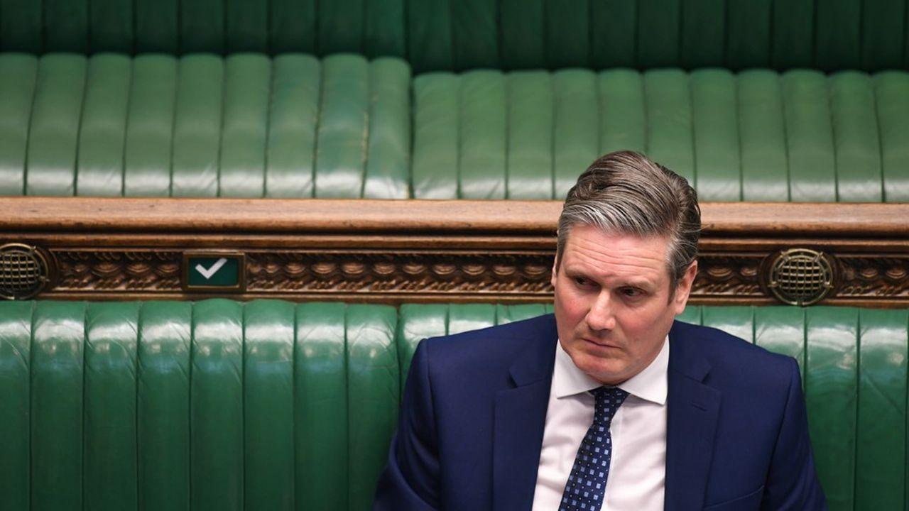 Ker Starmer, nouveau leader de la gauche au Royaume-Uni.