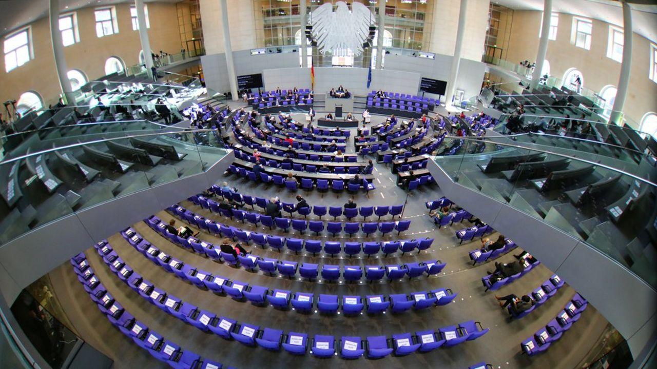 La chancelière Angela Merkel devra encore convaincre les 246 membres du groupe CDU/CSU au Parlement allemand pour faire adopter le «Fonds de relance» lancé avec Emmanuel Macron