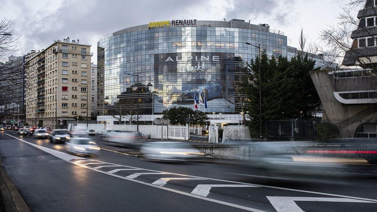 Renault disposait encore de 10milliards d'euros de liquidités fin mars.