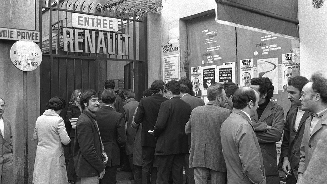 L'Etat a mené une première grosse opération de sauvetage de Renault au cours des années 1980, via une recapitalisation de 18milliards de francs.