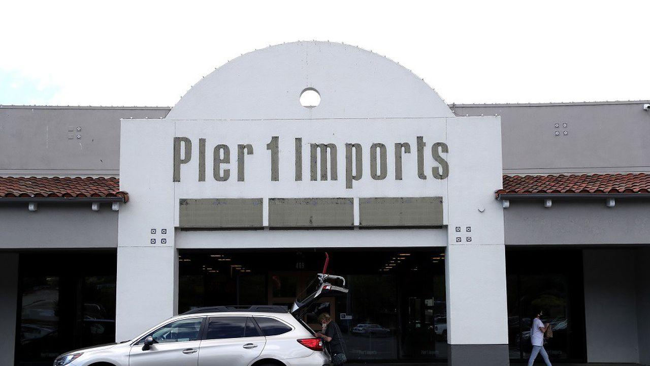 Pier 1 Imports a été fondé en 1962.