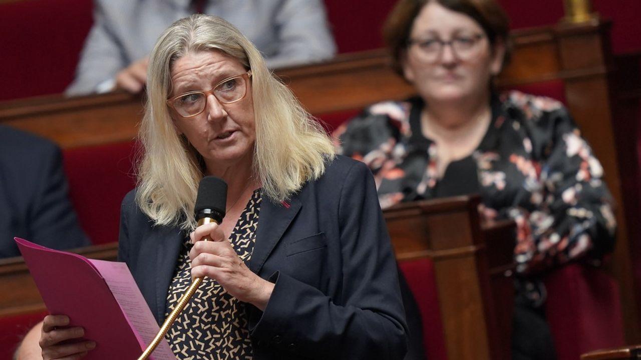 Annie Chapelier est députée depuis 2017.