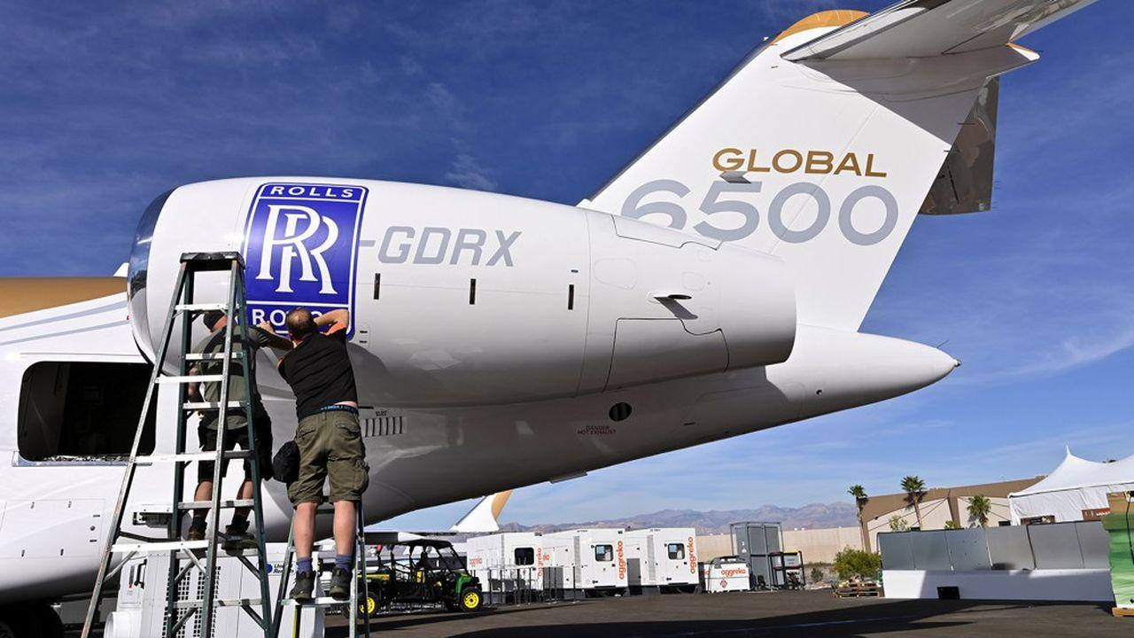 Après des années difficiles, Rolls-Royce était en phase de redressement avant la crise du Covid-19.