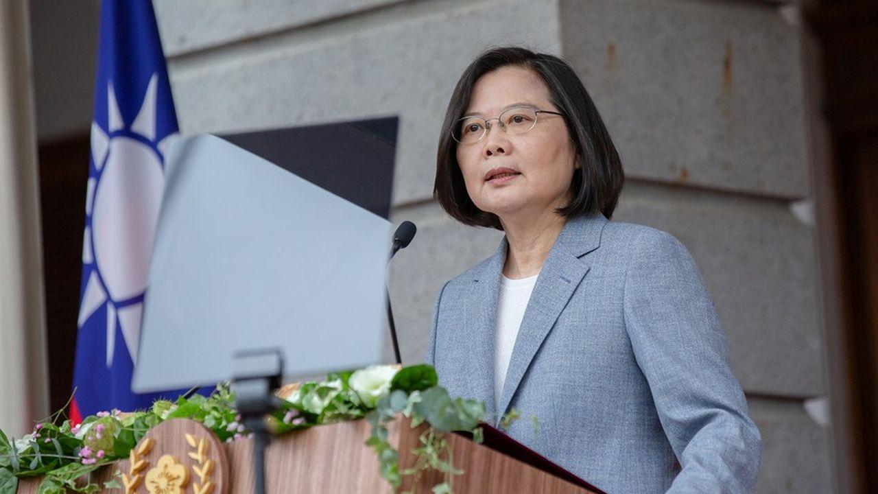 Lors de son discours d'investiture, Tsai Ing-wen, qui entame son deuxième mandat de présidente de Taïwan, a rejeté le concept d'«un pays, deux systèmes» prôné par Pékin.