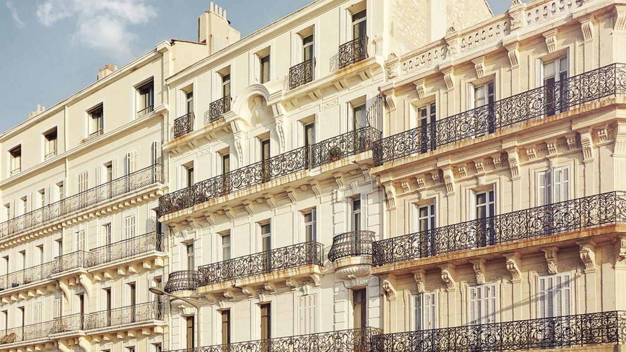 Cette première semaine et demie de déconfinement est marquée par une forte activité immobilière en France