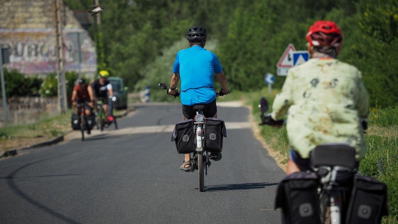 Mavic est spécialisé dans les roues de vélos traditionnels et les équipements cyclistes.