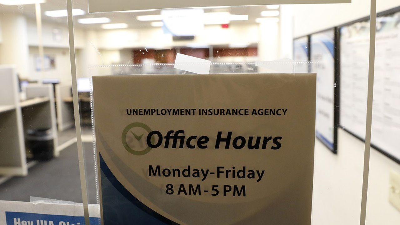 Le taux de chômage a reflué de 1,4 point en mai aux Etats-Unis, pour s'établir à 13,3%.