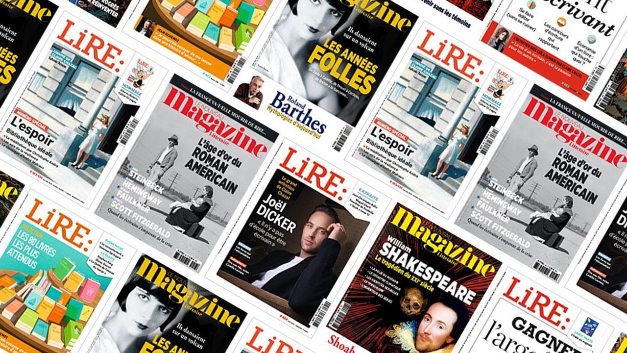 Les élus du personnel redoutent que le projet de fusion avec «Lire» ne soit «qu'une simple liquidation du Nouveau Magazine Littéraire».