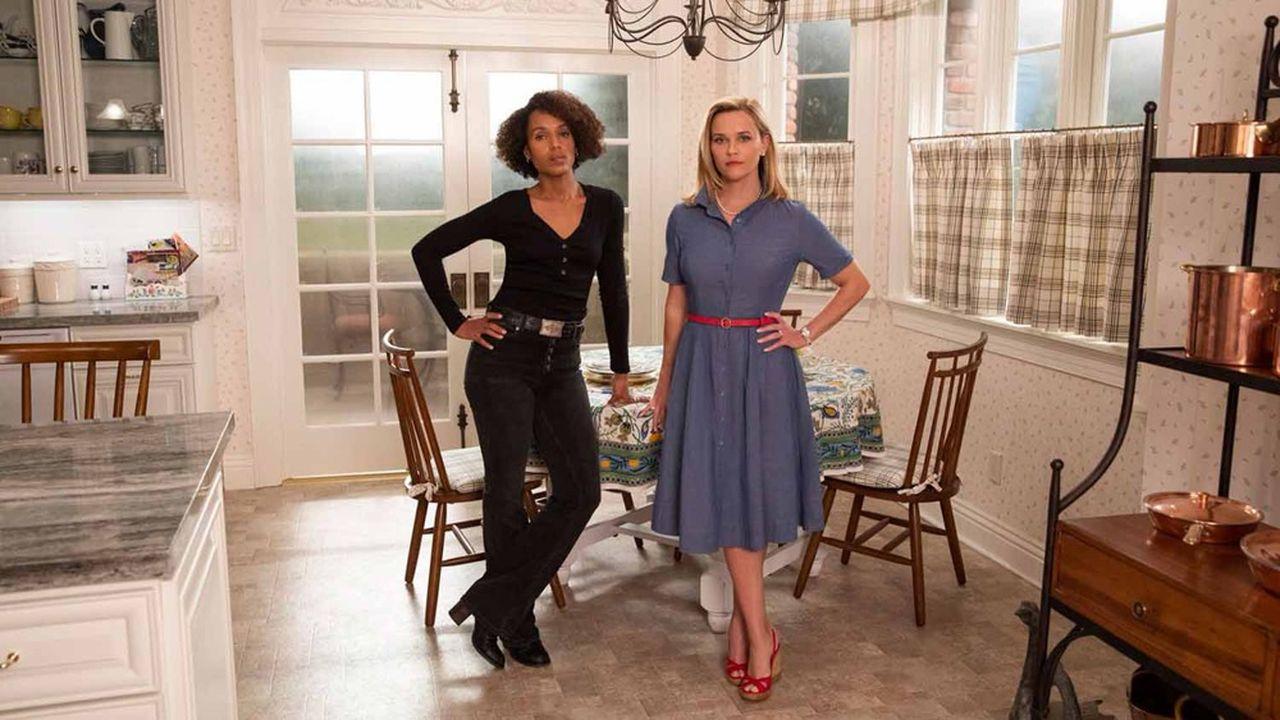 Kerry Washington (Mia) et Reese Witherspoon (Elena) sont les deux têtes d'affiche de cette série, dont elles sont également coproductrices.