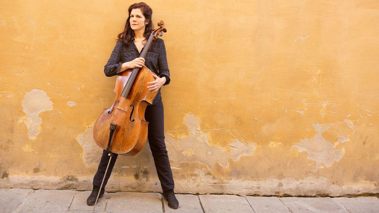 Sonia Wieder-Atherton, violoncelliste de renom, sortira bientôt un nouveau disque.