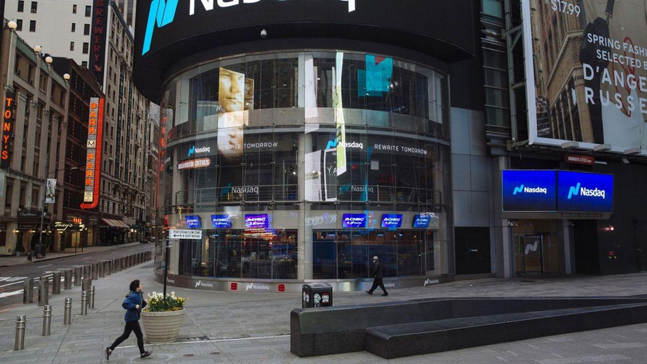 Le Nasdaq va durcir ses règles d'introduction en Bourse pour les petites entreprises chinoises.