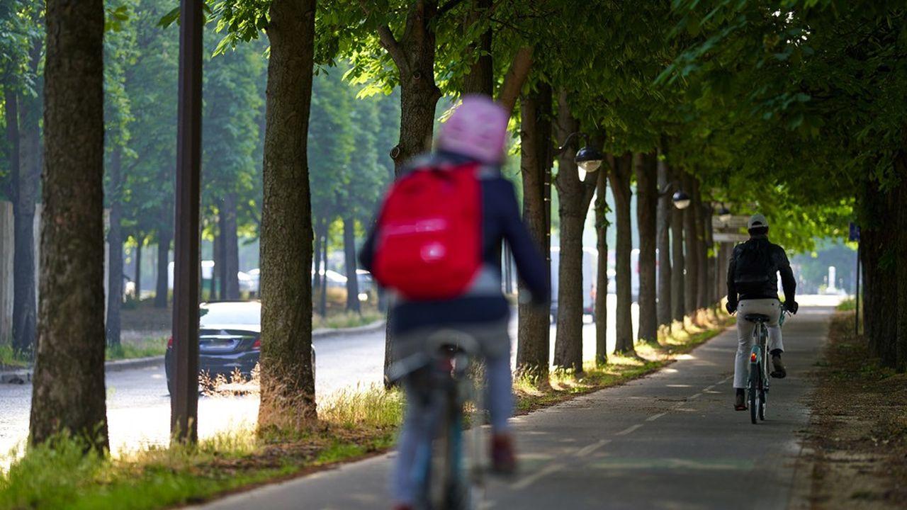 Le nouveau plan Vélo du département qui prévoit en tout l'implantation de 40 kilomètres de pistes bidirectionnelles et de 80km de pistes linéaires d'ici fin juin.