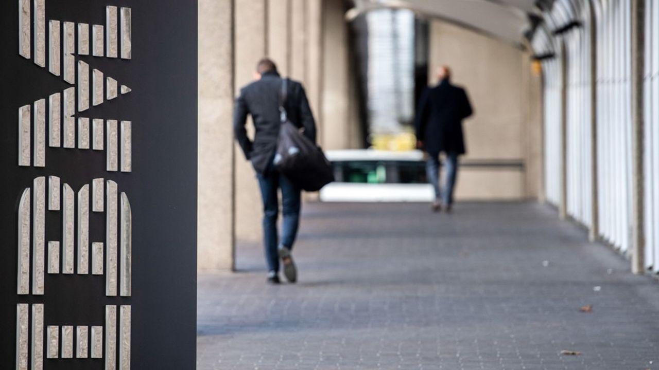 Des milliers d'emplois seraient menacés aux Etats-Unis chez IBM, selon l'agence Bloomberg