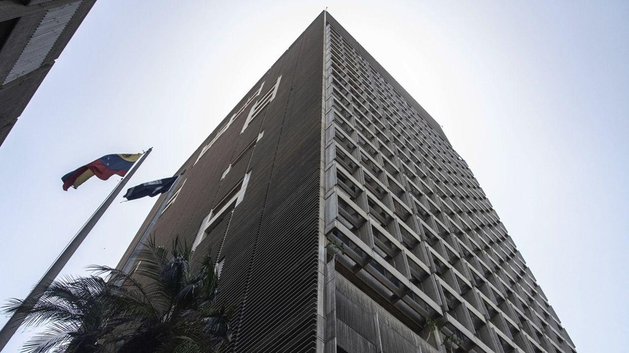 Le Venezuela attaque en justice la Banque d'Angleterre pour récupérer son or