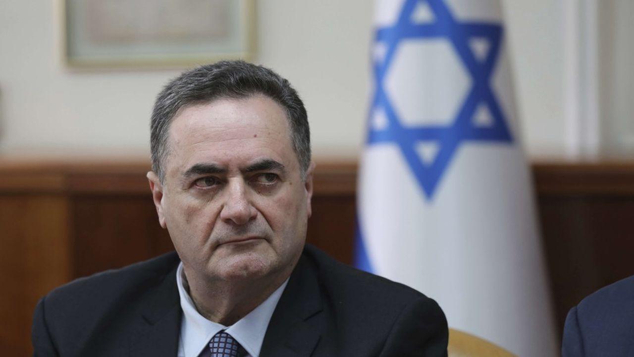 Membre du Likoud, le nouveau ministre des Finances Israël Katz est un proche de Benjamin Netanyahou.
