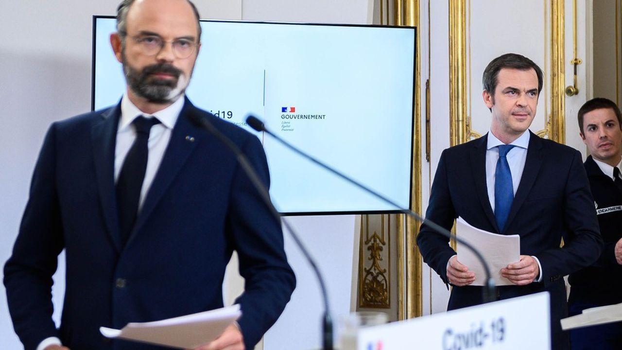 Le Premier ministre Edouard Philippe et le ministre de la Santé Olivier Véran lancent la concertation du «Ségur de la santé» ce lundi.