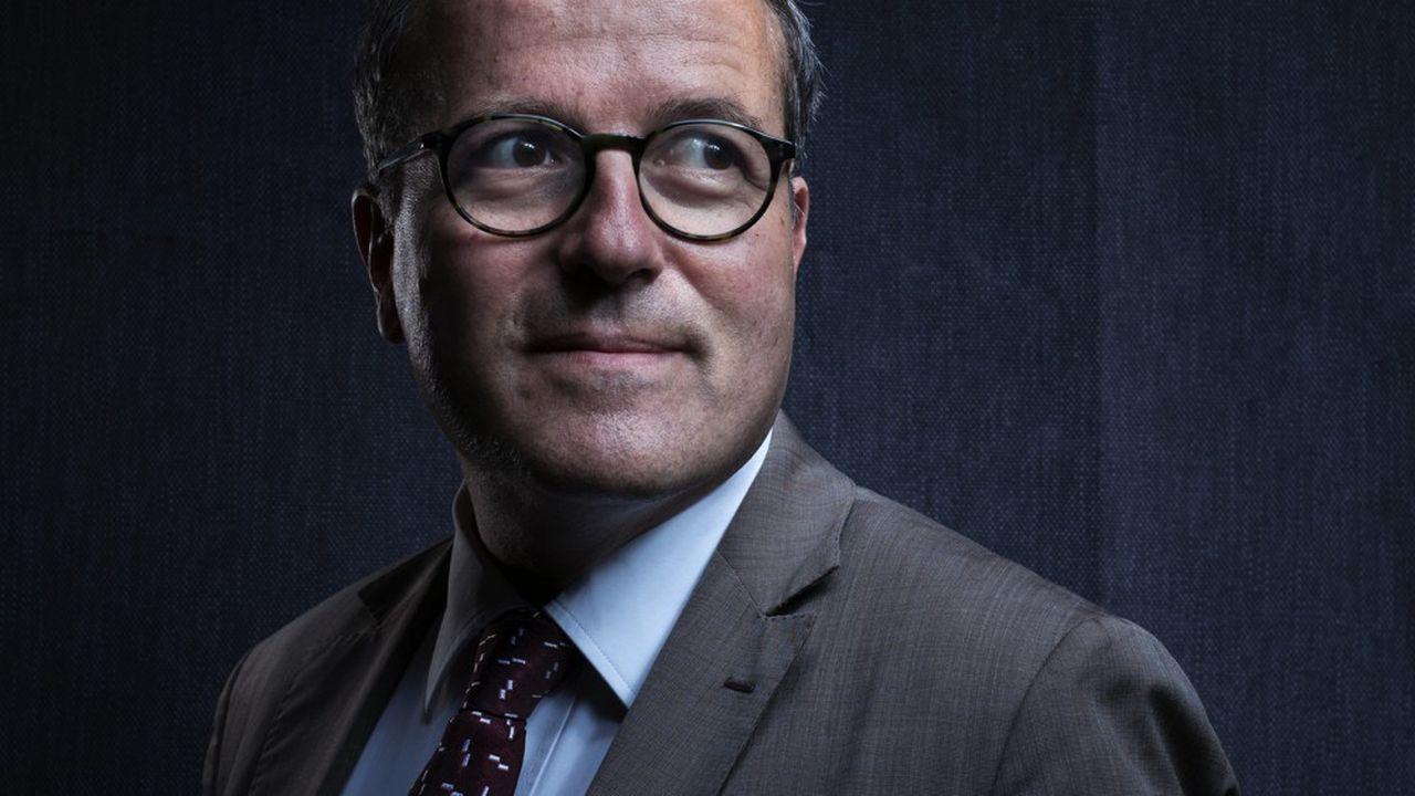 Martin Hirsch, directeur général de l'Assistance publique-Hôpitaux de Paris.