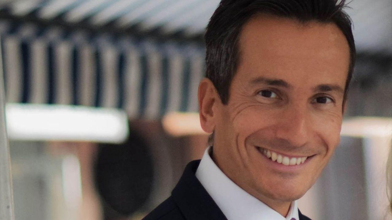 Frédéric Dayan, président et cofondateur d'ExactCure.