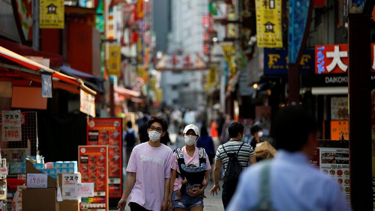 «Les experts ont reconnu qu'il n'était plus nécessaire d'appliquer des mesures d'urgence dans toutes les préfectures», a expliqué Yasutoshi Nishimura, le ministre de l'Economie, également en charge de la réponse d'Etat à la crise sanitaire.