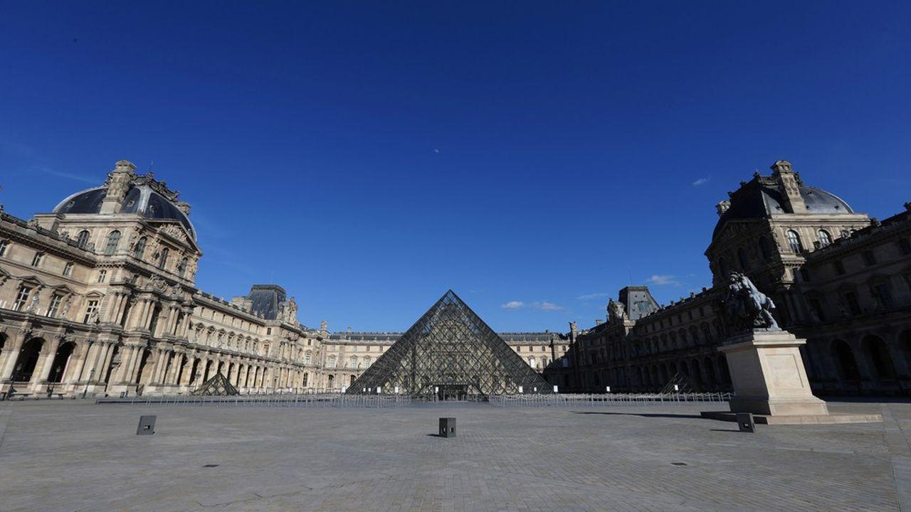 Une reprise complexe pour le Louvre, le musée le plus fréquenté au monde.
