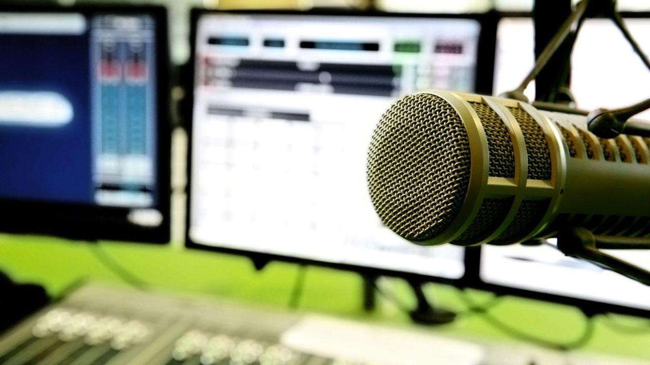 Les radios indépendantes ont été durement affectées par la chute de la publicité.