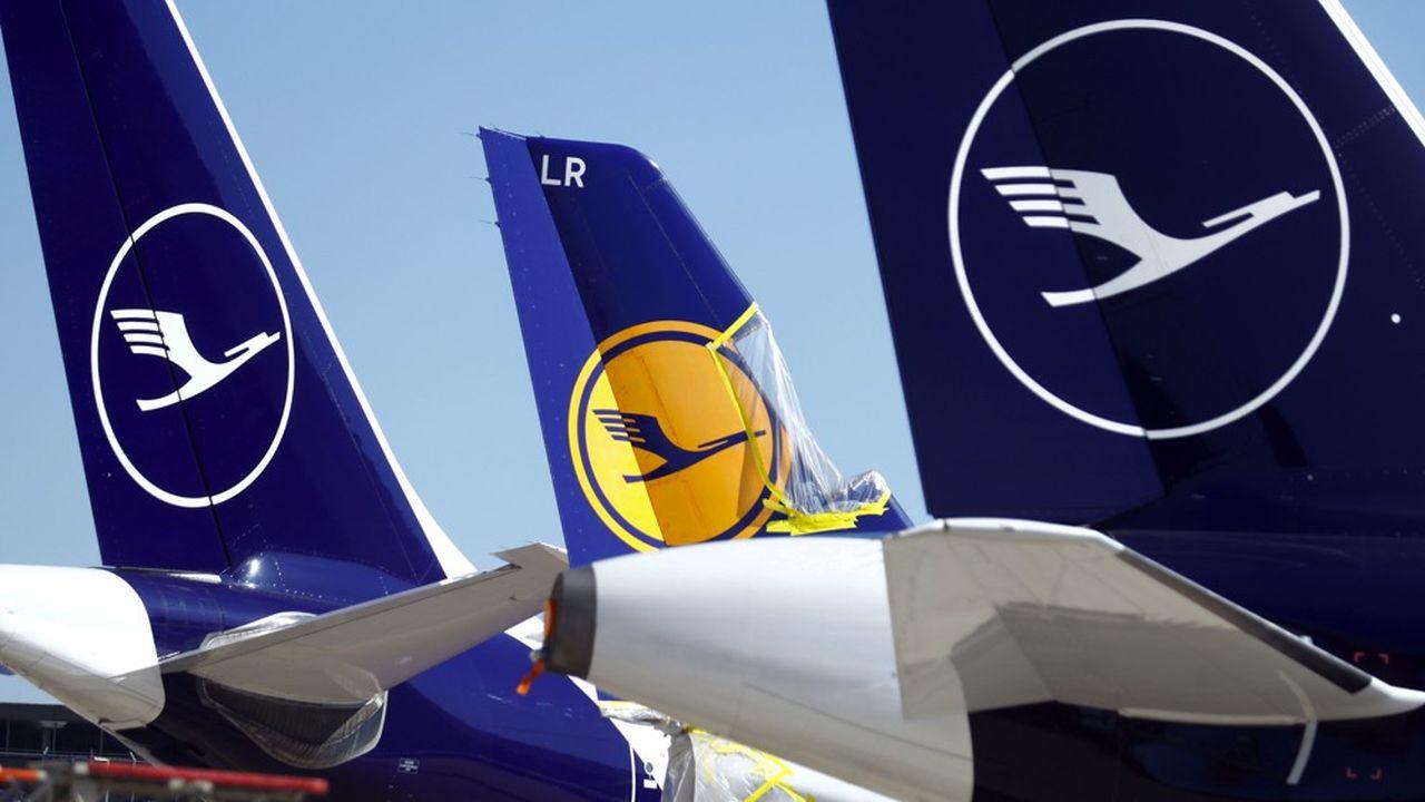 Les services de la concurrence européenne de Margrethe Vestager exigent en échange du plan de sauvetage que Lufthansa renonce, au profit de ses concurrents, à certains créneaux de décollage et d'atterrissage dans ses deux hubs de Munich et de Francfort.
