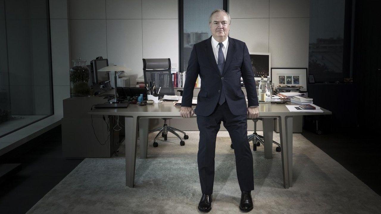 Denis Kessler, PDG du groupe Scor, va réduire sa rémunération variable de 30%.