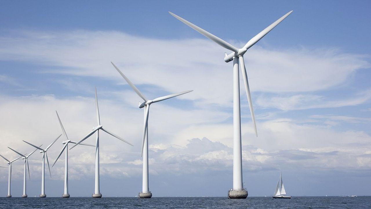 Dans la bataille que se livrent les industriels pour équiper les parcs éoliens en gestation la taille est un élément de différenciation déterminant.