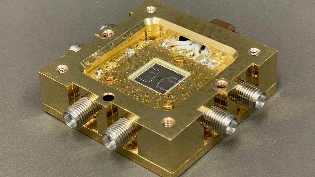 Alice & Bob se base sur la technologie des qubit de chat de Schrodinger pour construire, un jour, un ordinateur quantique.